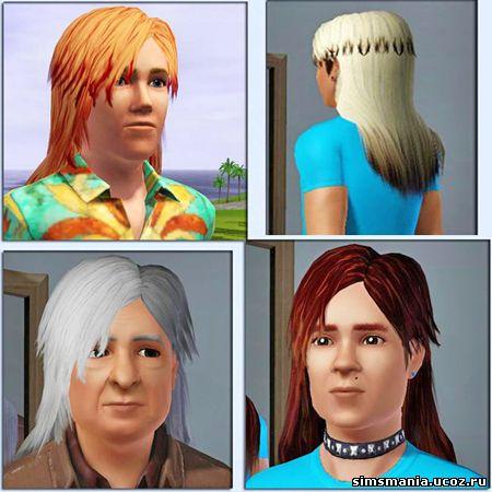 Симс коды на причёски