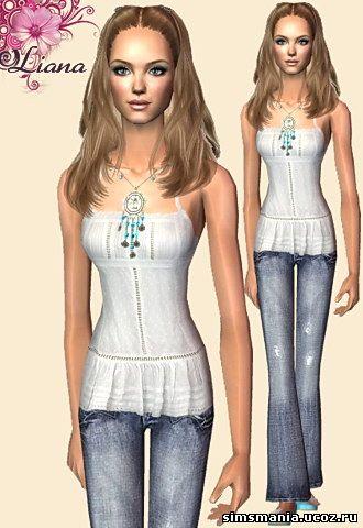 Прически и одежда