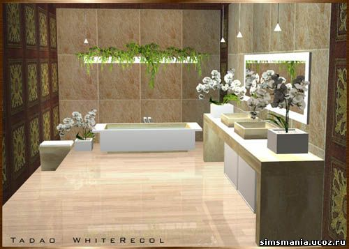Sims 2 plitkatomsk for Bathroom design simulator